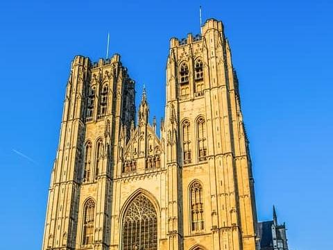 Sint Michiels Kathedraal, Brussels