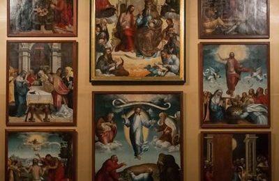 Museu Nacional Arte Antiga, Lisbon