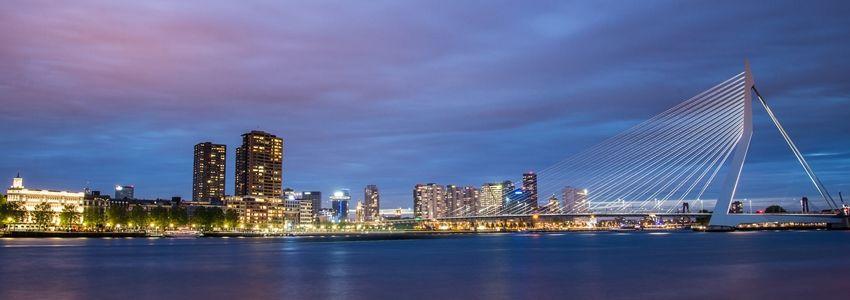 Hotell i Rotterdam