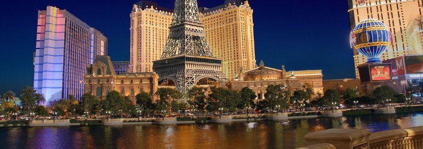 Hotell Las Vegas